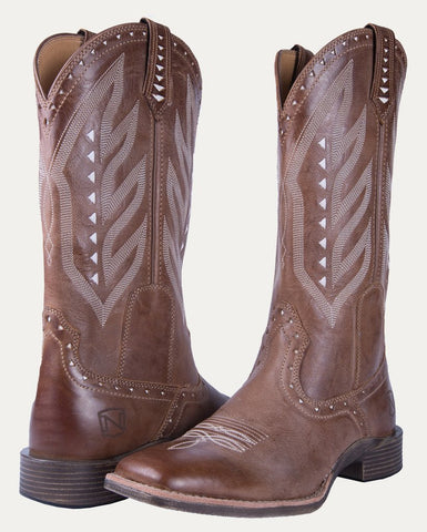 Noble Ladies Burnished Tan