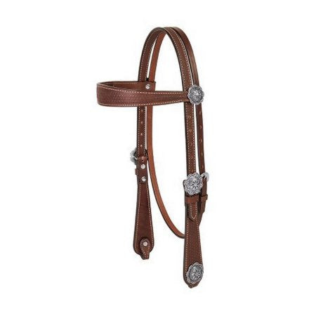 Basin Cowboy Headstall