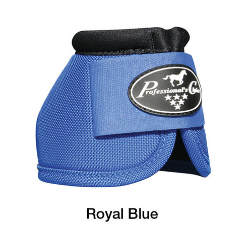Professional's Choice Ballistic Bell Boots Royal