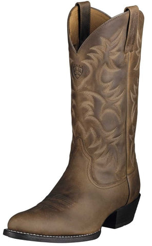 Ariat Mens Heritage R Toe