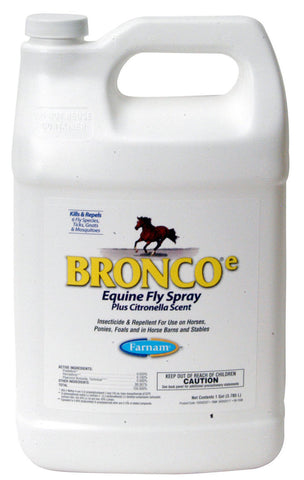 Bronco Fly Spray 3.8L