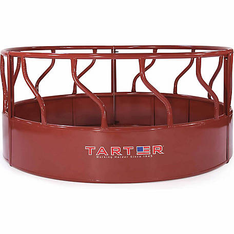 3 Piece HD Bull Hay Feeder