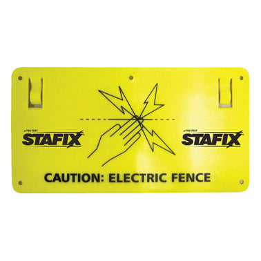 Stafix Caution Sign