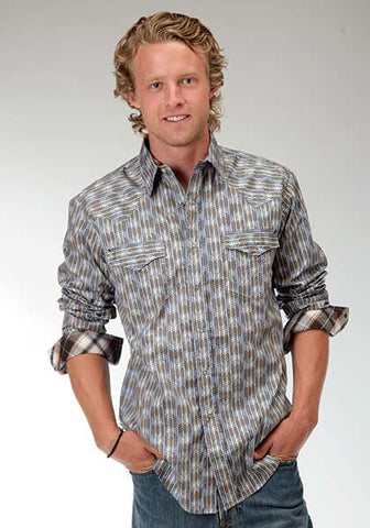 Roper Mens Shirt Crosshair