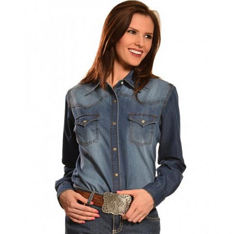 Wrangler Ladies Denim