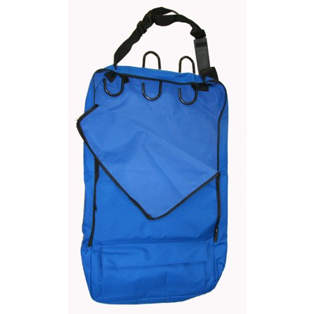 Silverline Bridle Bag Blue