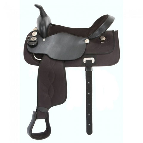 Neutron Saddle 19 Black