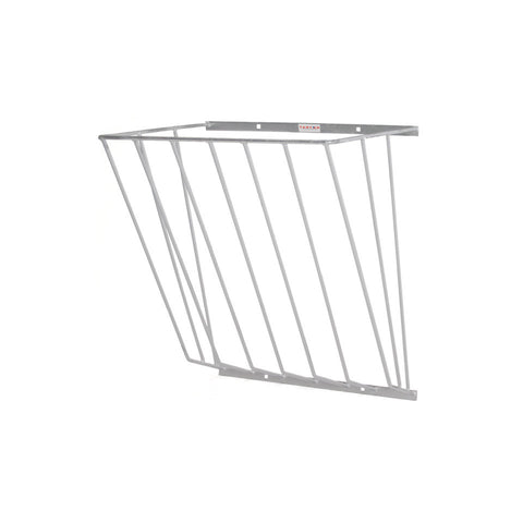 Flat Wall Mount Hay Feeder-Gal