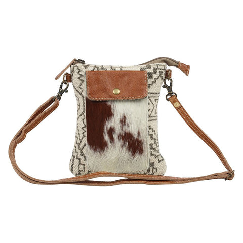 Myra Vuerra Rivet Crossbody