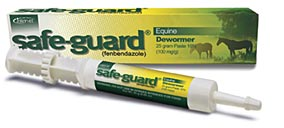 Safe Guard  De-Wormer
