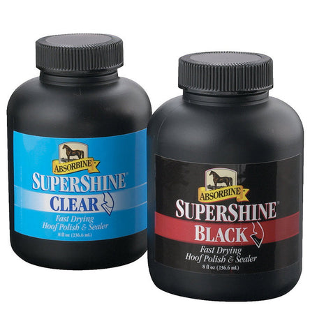 Absorb. Supershine Black 240mL