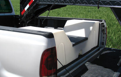 Pickup Bed Water Caddy 63 Gal