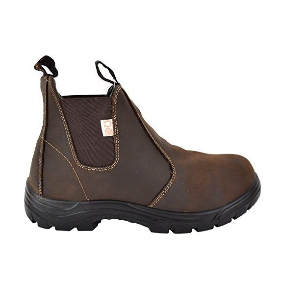 Tiger Safety Boots Women - Bridle Path