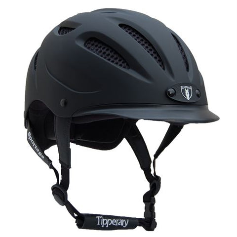 Tipperary Helmet Black