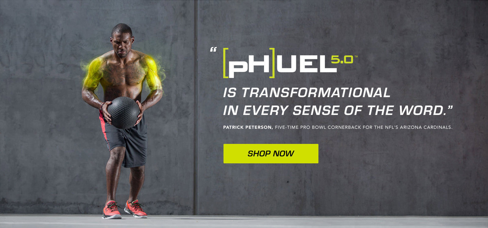 Phuel is transformational in every sense of the word.