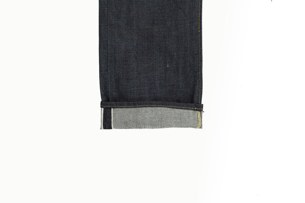 Ankara 14.75oz. Straight Leg Selvedge Jeans