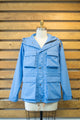 Light Shell Parka, Candy Blue