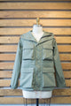 Light Shell Parka, Olive Drab