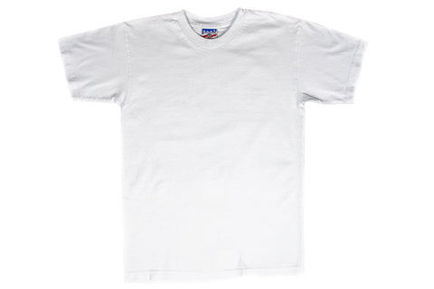 The Teamster Tee - Short-Sleeve White