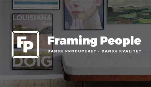 Framing People Logo