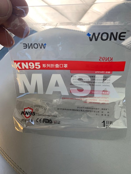 KN-95 Masks       Wholesale     14,400 Pieces