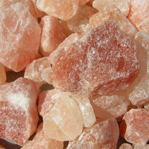 "Food Grade Himalayan Salt Chunk (1""-3"" size) - 2 POUNDS"