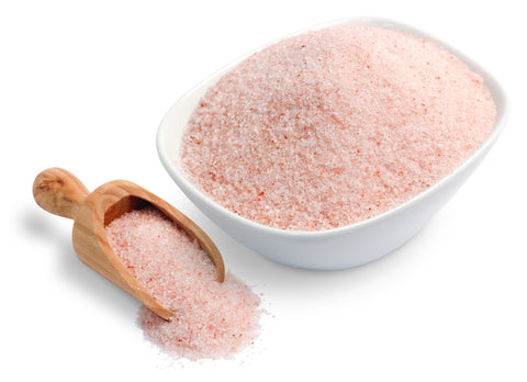 Black Tai Salt Co.'s ( Food Grade) - Authentic, Food Grade, Finely Ground Himalayan Salt - Himalayan Salt  Fine Grade 5lbs. Fumigation Free! No Additives, Natural, Vegan - 5 POUNDS