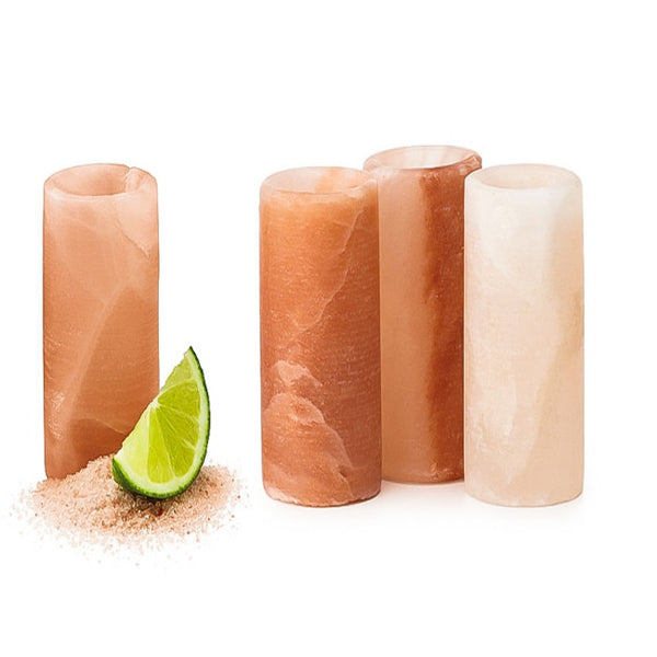 Himalayan Salt Shot Glass - Set of 4