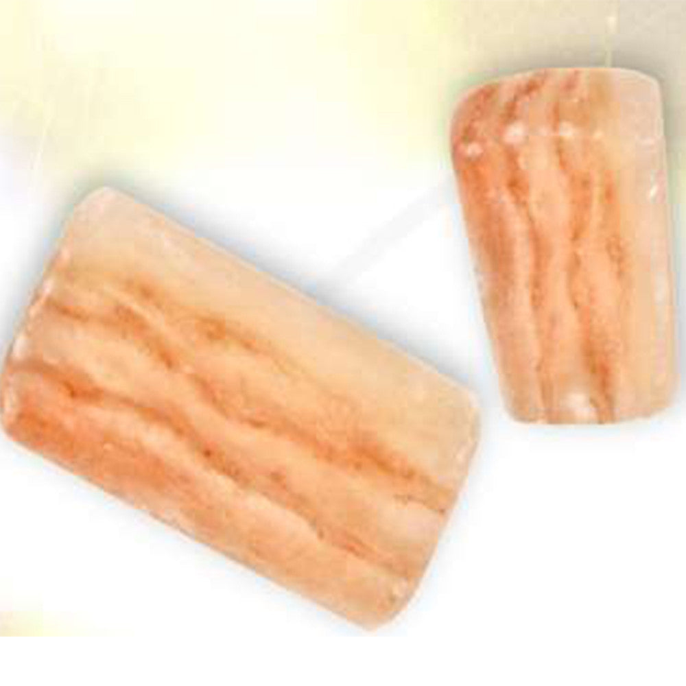 "100% Pure Himalayan Salt ""Soap"" Bar 5 pack"
