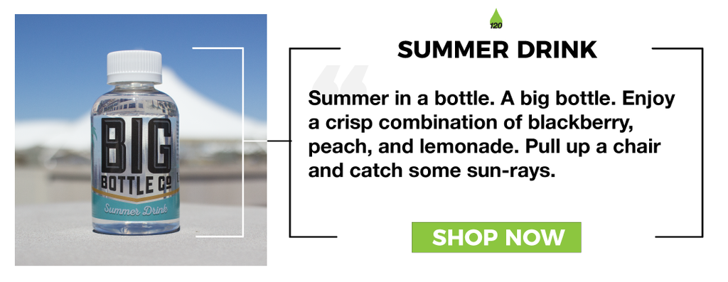 Summer Drink 120ml Big Bottle Co