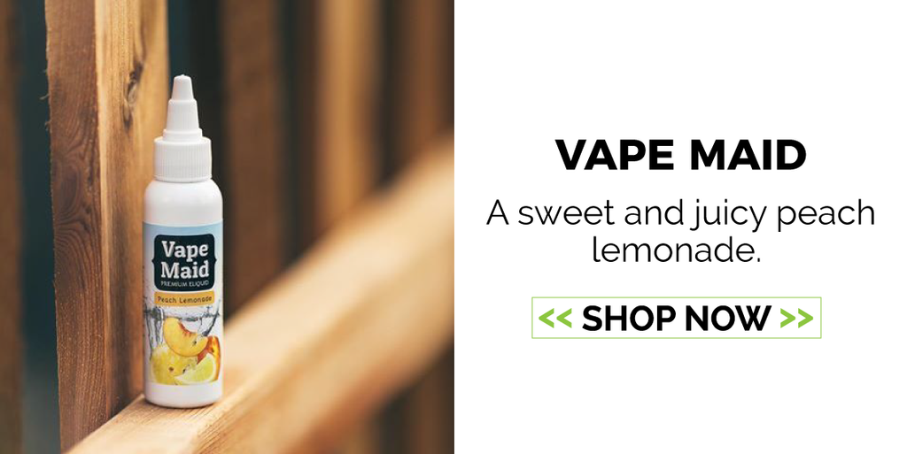 Vape Maid Shijin Vapors 60ml