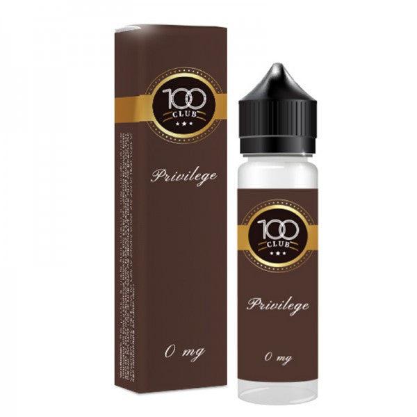 Privilege - 100 Club - by Shijin Vapor E-Liquid 60ml - 120ml.co - Best Premium eJuice and Vapor Product Store