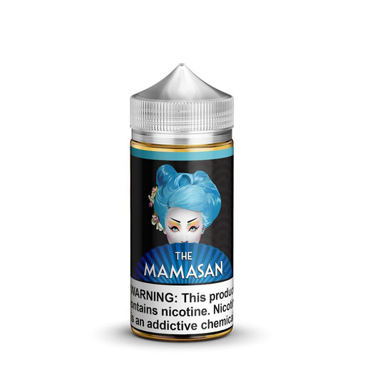 ASAP by The Mamasan eJuice 100ml - 120ml.co - Premium Large Format eJuice and Vapor Products