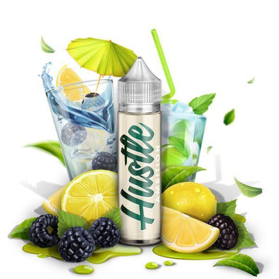 Ambition by Hustle Juice Co. E-Liquid 60ml - 120ml.co - Premium Large Format eJuice and Vapor Products