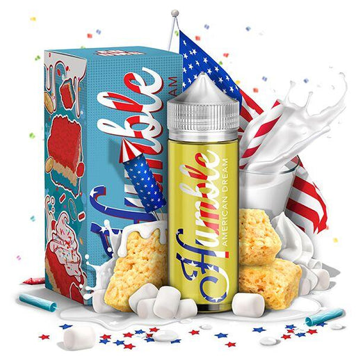 American Dream by Humble Juice Co. E-Liquid 120ml - 120ml.co - Premium Large Format eJuice and Vapor Products