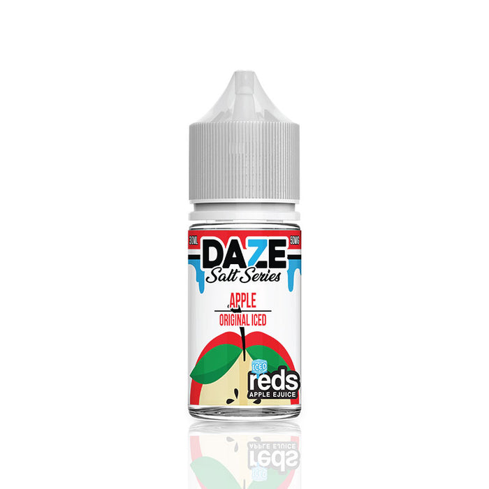 Apple Iced by Daze Salt Series (Nic Salt) - 120ml.co - Premium Large Format eJuice and Vapor Products