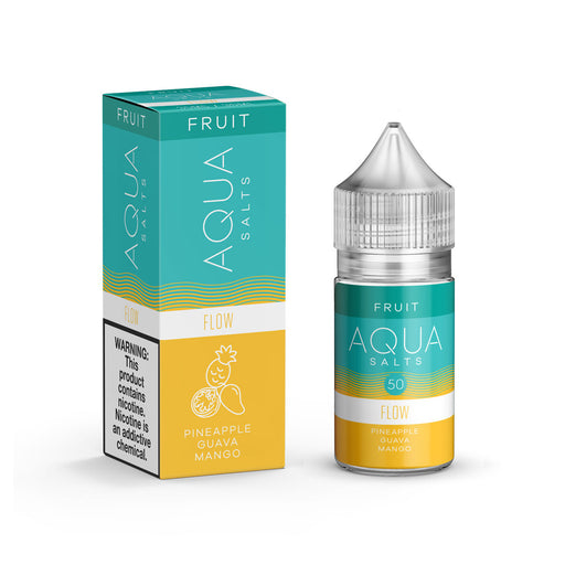 Flow by Aqua Salts (Nic Salt) - 120ml.co - Premium Large Format eJuice and Vapor Products