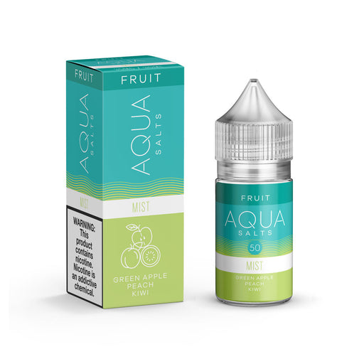 Mist by Aqua Salts (Nic Salt) - 120ml.co - Premium Large Format eJuice and Vapor Products