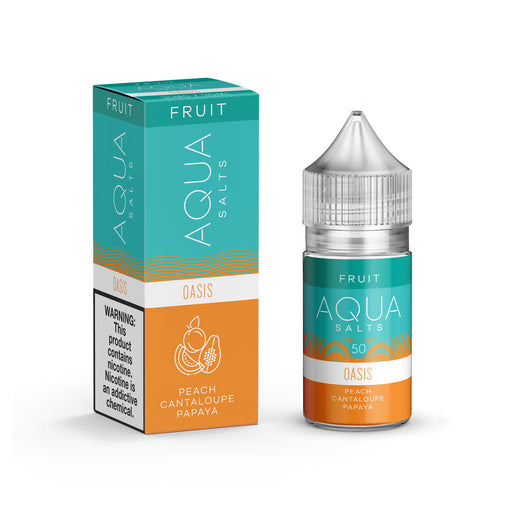 Oasis by Aqua Salts (Nic Salt) - 120ml.co - Premium Large Format eJuice and Vapor Products