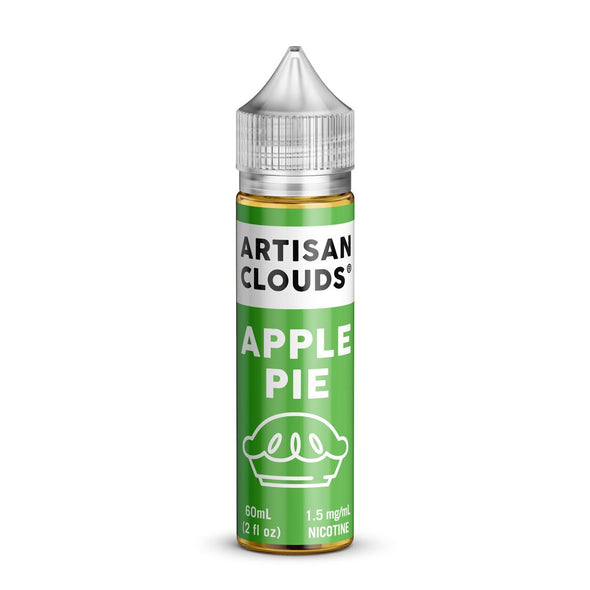 Apple Pie by Artisan Clouds E-Liquid 60ml - 120ml.co - Premium Large Format eJuice and Vapor Products