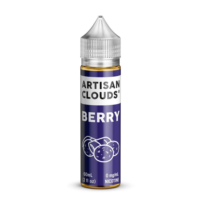 Berry by Artisan Clouds E-Liquid 60ml - 120ml.co - Premium Large Format eJuice and Vapor Products