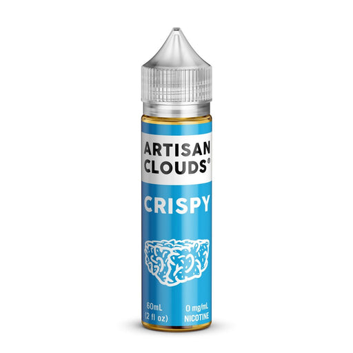 Crispy by Artisan Clouds E-Liquid 60ml - 120ml.co - Premium Large Format eJuice and Vapor Products