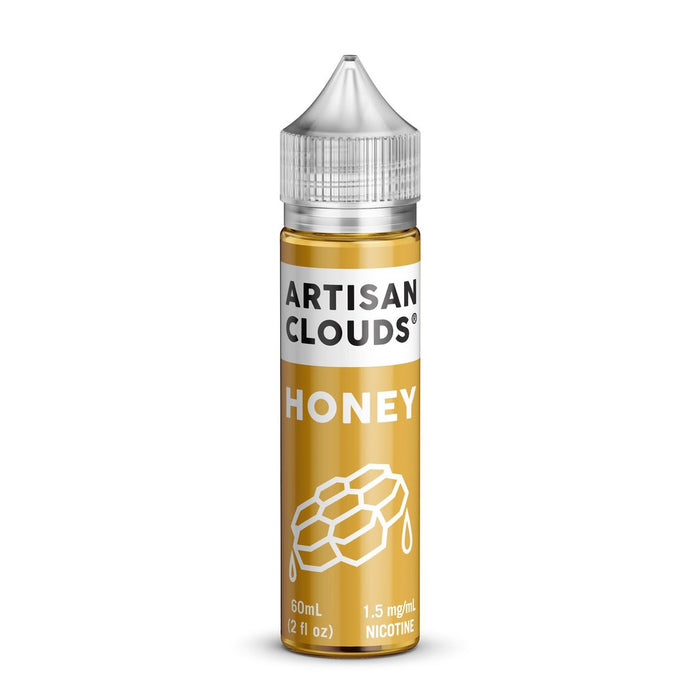 Honey by Artisan Clouds E-Liquid 60ml - 120ml.co - Best Premium eJuice and Vapor Product Store
