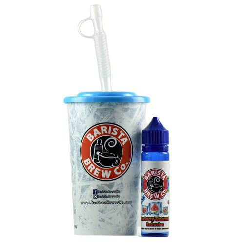 Frozen Strawberry Watermelon Refresher by Barista Brew Co E-Liquids 60mL - 120ml.co - Premium Large Format eJuice and Vapor Products