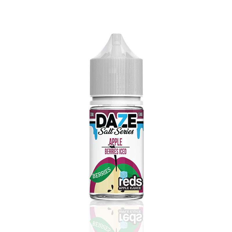 Berries Iced by Daze Salt Series (Nic Salt) - 120ml.co - Best Premium eJuice and Vapor Product Store