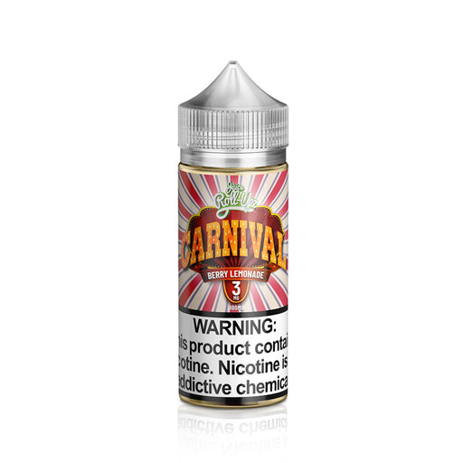 Berry Lemonade by Juice Roll Upz 100ml - 120ml.co - Best Premium eJuice and Vapor Product Store