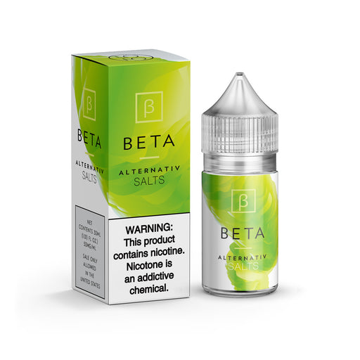 Beta by Alternativ E-Liquid (Nic Salt) - 120ml.co - Premium Large Format eJuice and Vapor Products