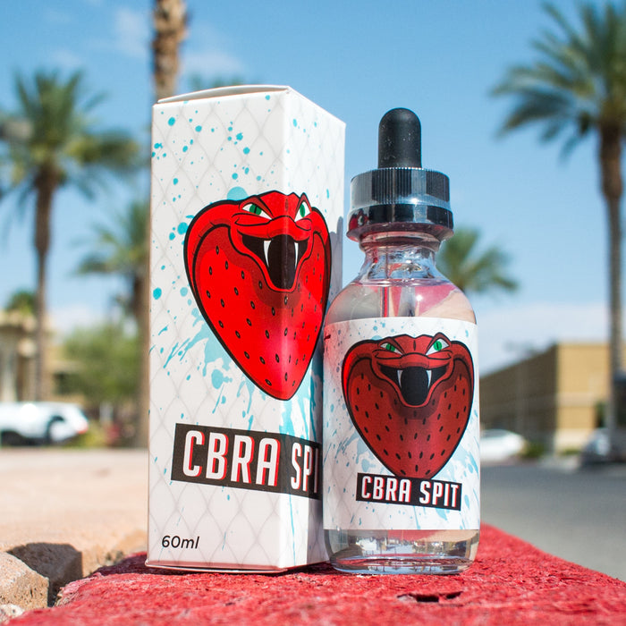CBRA SPIT by Beast E-Liquids 60ml - 120ml.co - Best Premium eJuice and Vapor Product Store