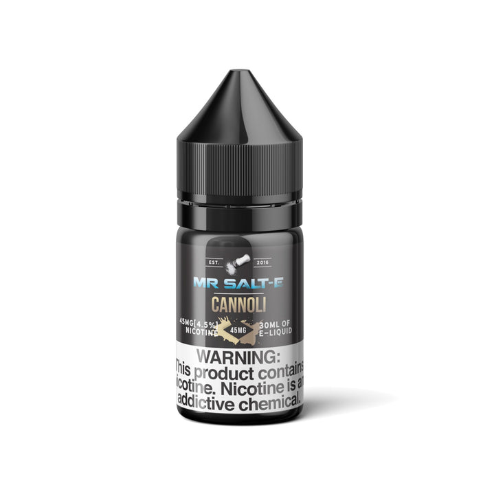Cannoli by Mr. Salt E (Nic Salt) - 120ml.co - Best Premium eJuice and Vapor Product Store
