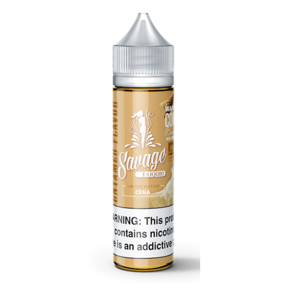 Cena by Savage E-Liquid 60ml LIMITED EDITION - 120ml.co - Premium Large Format eJuice and Vapor Products